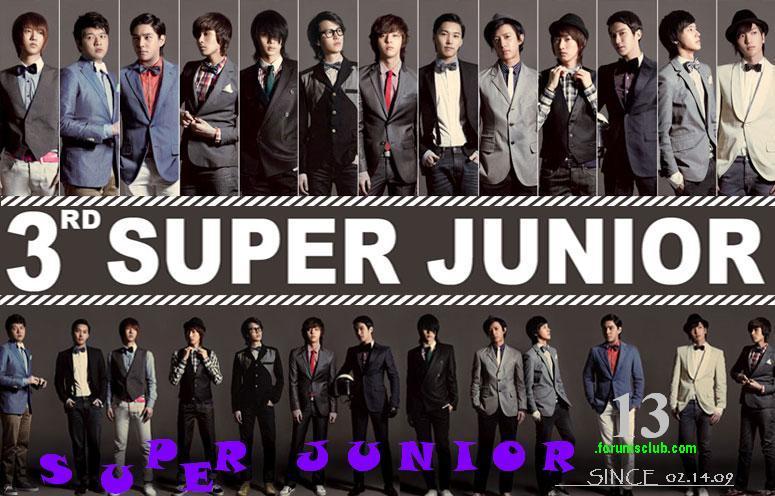 The World of Super Junior