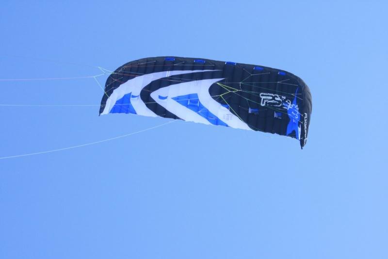 ( TEST ) Flysurfer Psycho 4 6m² P46air10