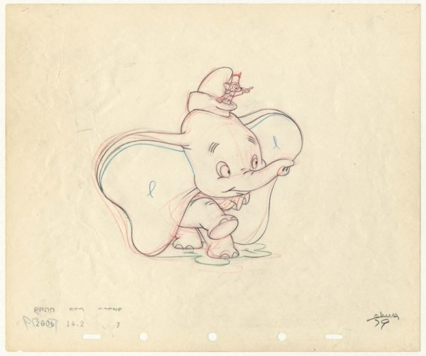 Walt Disney Dumbo 1941