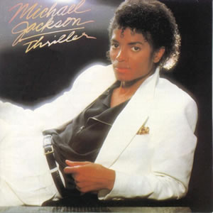 Michael Jackson Thrill10