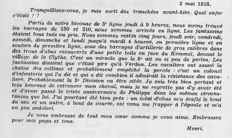 exemple de lettre d un soldat a sa famille Mémorial des Braspartiates dans la Grande guerre : 1918 exemple de lettre d un soldat a sa famille