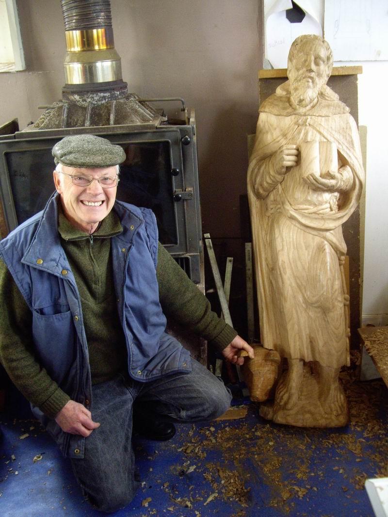 Saint Antoine et son cochon Imgp3110