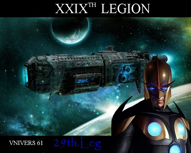 The Twenty-Ninth Legion uni 61