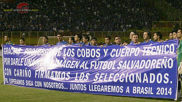 Rumbo a La Copa Mundo 2010: El Salvador 0 Honduras 1. 60559911