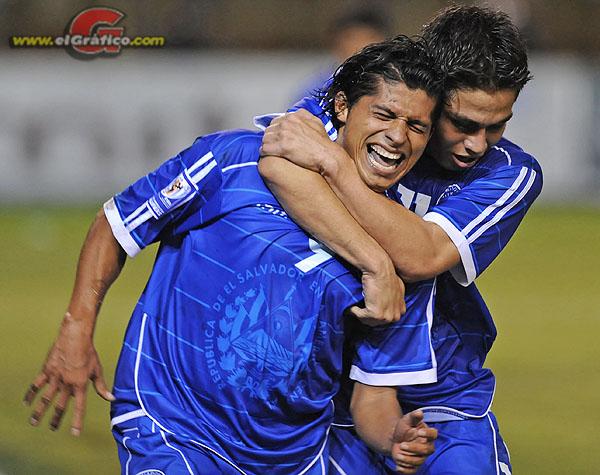 Rumbo a La Copa Mundo 2010: El Salvador 1 Costa Rica 0 Cm10-h10