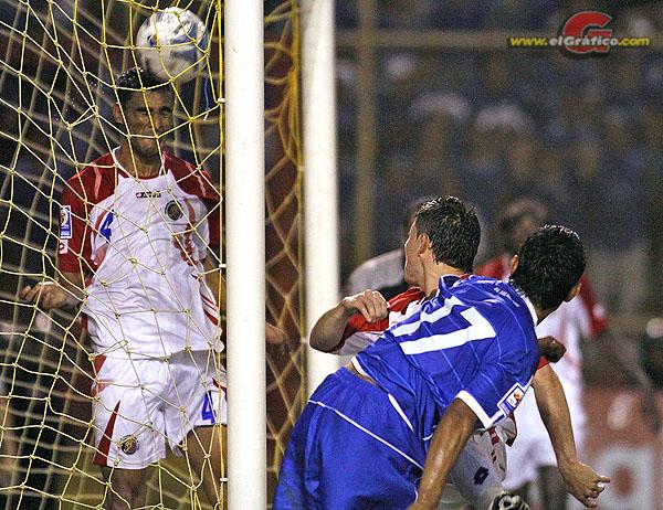 Rumbo a La Copa Mundo 2010: El Salvador 1 Costa Rica 0 Cm10-h11