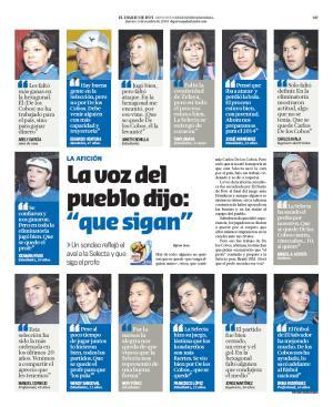 Rumbo a La Copa Mundo 2010: El Salvador 0 Honduras 1. Edh20011
