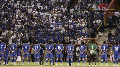 Rumbo a La Copa Mundo 2010: El Salvador 0 Honduras 1. Pic9910