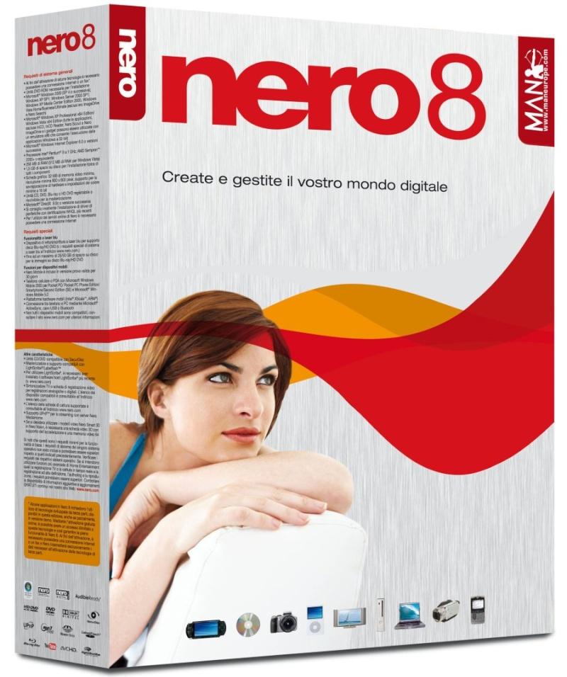telecharge nero 8 gratuite Nero8_10