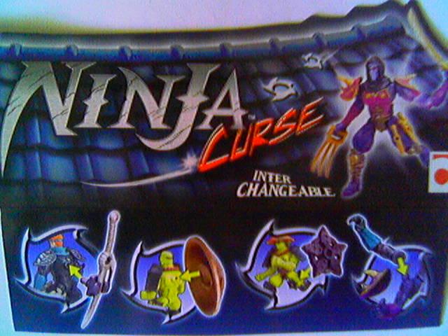 NINJA WARRIORS / Ninja  (Hasbro) 1986-1987 Cam00024