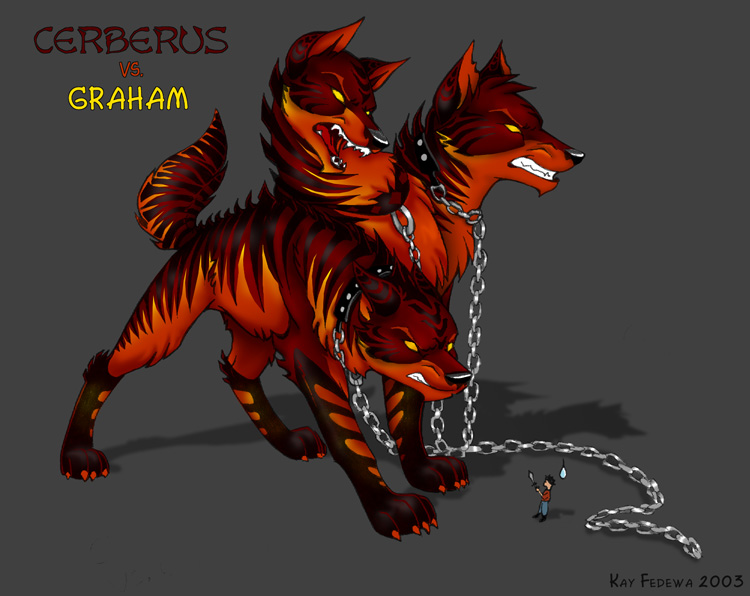 Satan, The Almighty Cerber10