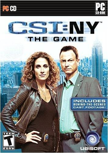 CSI: New York (2008) English 2e3mis10