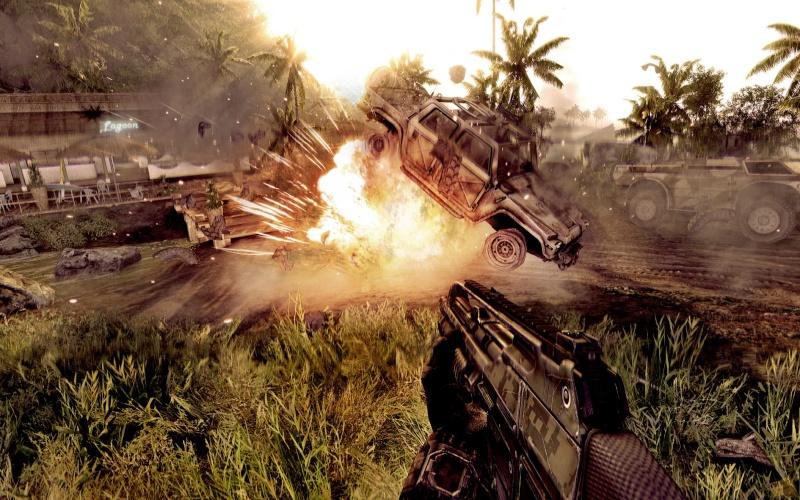 Crysis Warhead Crysis10