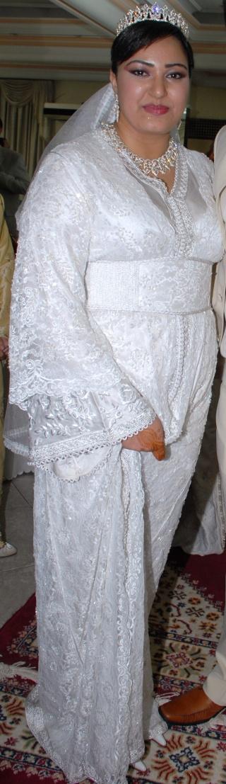 Robe Blanches Version Caftan Dsc_0112
