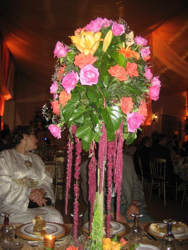 fleuriste à rabat et déco de table Img_1110