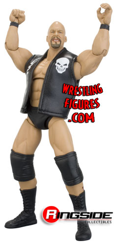 Stone Cold Limited Edition Classic Deluxe Figure! 12841110