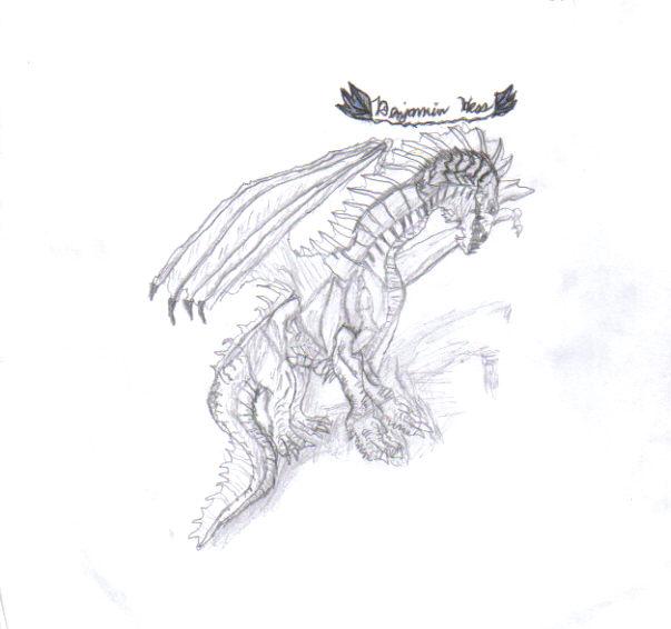 Dragon Art Awesom11