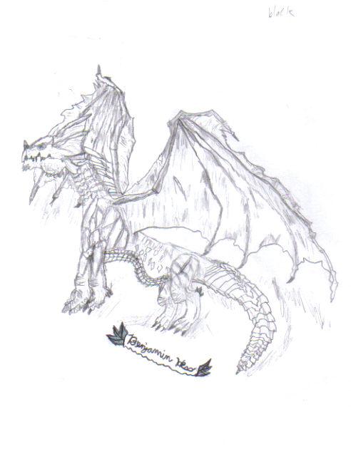 Dragon Art Awesom12