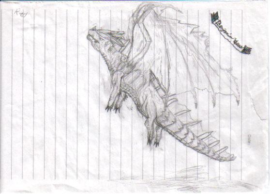 Dragon Art Awesom15