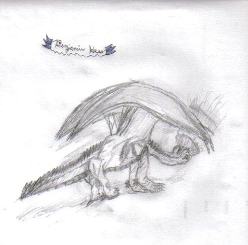 Dragon Art Awesom18