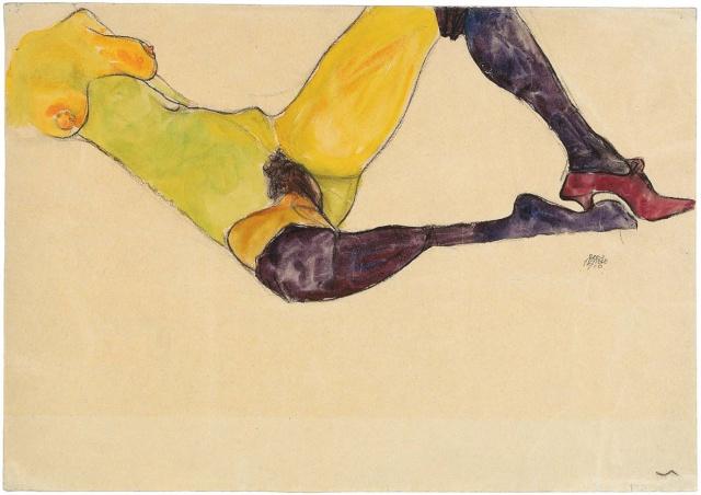 * Egon Schiele 20050511