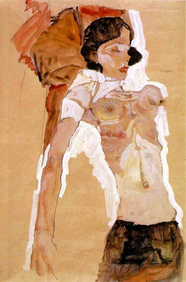* Egon Schiele Egon_s11