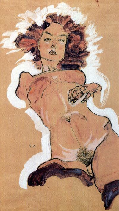 * Egon Schiele Schiel14