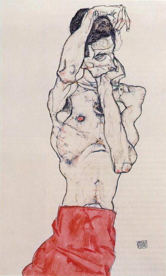 * Egon Schiele Schiel15