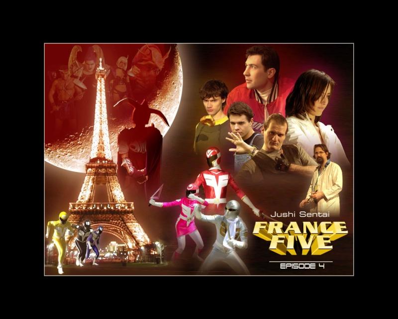 Jushi Sentai ** France five Wallpa10