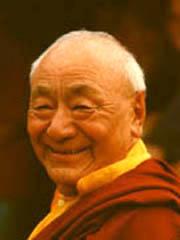 Mon Lama Racine un être extraordinaire, j'ai nommé lama Guendune Rimpoché... Gendun10