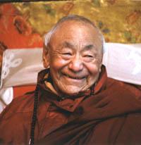 Mon Lama Racine un être extraordinaire, j'ai nommé lama Guendune Rimpoché... Gendun12