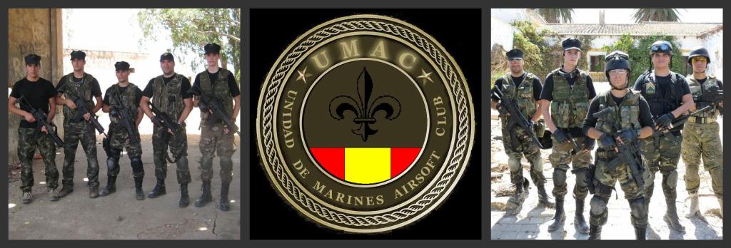 Unidad de Marines Airsoft Club