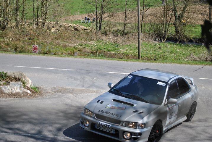 LE RALLYE DE LA SUISSE NORMANDE: UN RDV A NE PAS MANQUER Rallye12