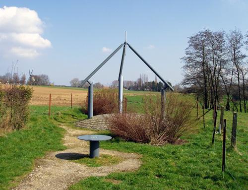 Centre géographique de la Belgique 20080310
