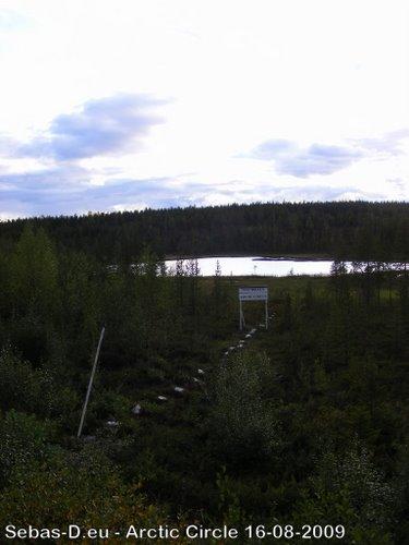 Monument cercle polaire Salekhard Russie 27236210