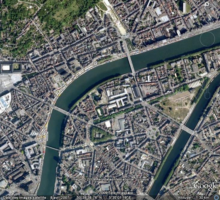 Marchés et Brocantes sur Google Earth Batte_10