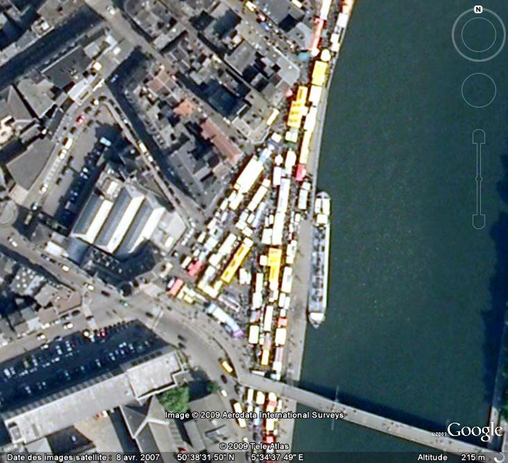 Marchés et Brocantes sur Google Earth Batte_11