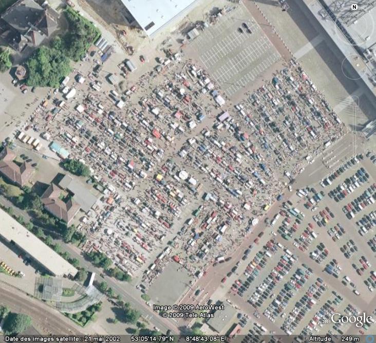 Marchés et Brocantes sur Google Earth - Page 2 Brocan11