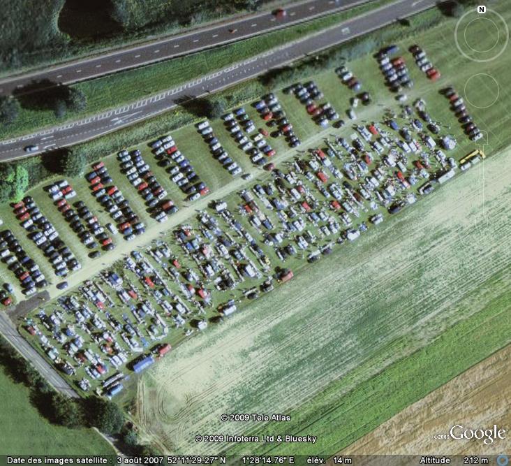 Marchés et Brocantes sur Google Earth - Page 5 Brocan18