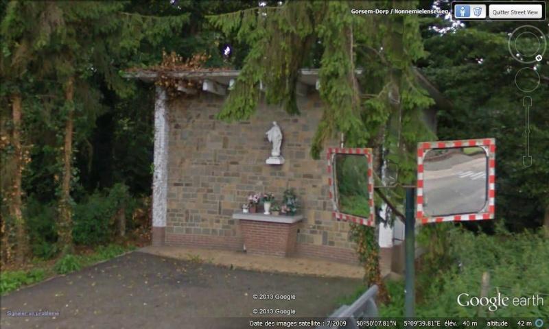 Street View : La Belgique : Pays du surréalisme - Page 2 Chapel13