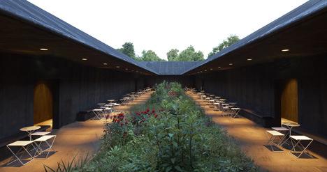 Evolution des pavillons d'été de la Serpentine Gallery à Londres - Royaume-Uni Dezeen10