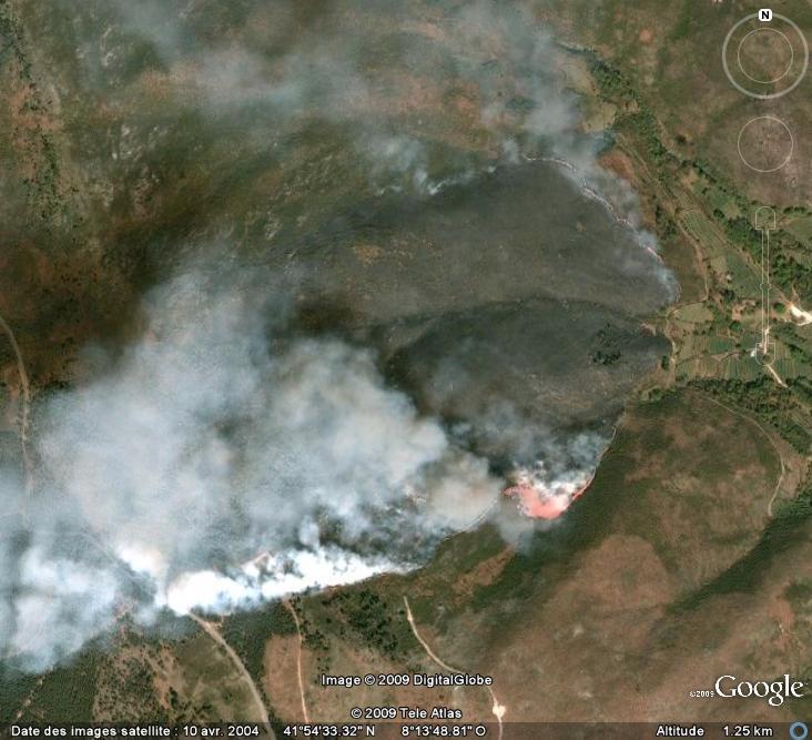 incendies - Au feu ! !  [Les incendies découverts dans Google Earth] - Page 5 Feu14