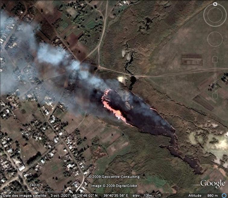 incendies - Au feu ! !  [Les incendies découverts dans Google Earth] - Page 5 Feu15