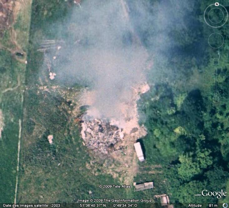 incendies - Au feu ! !  [Les incendies découverts dans Google Earth] - Page 5 Feu_313