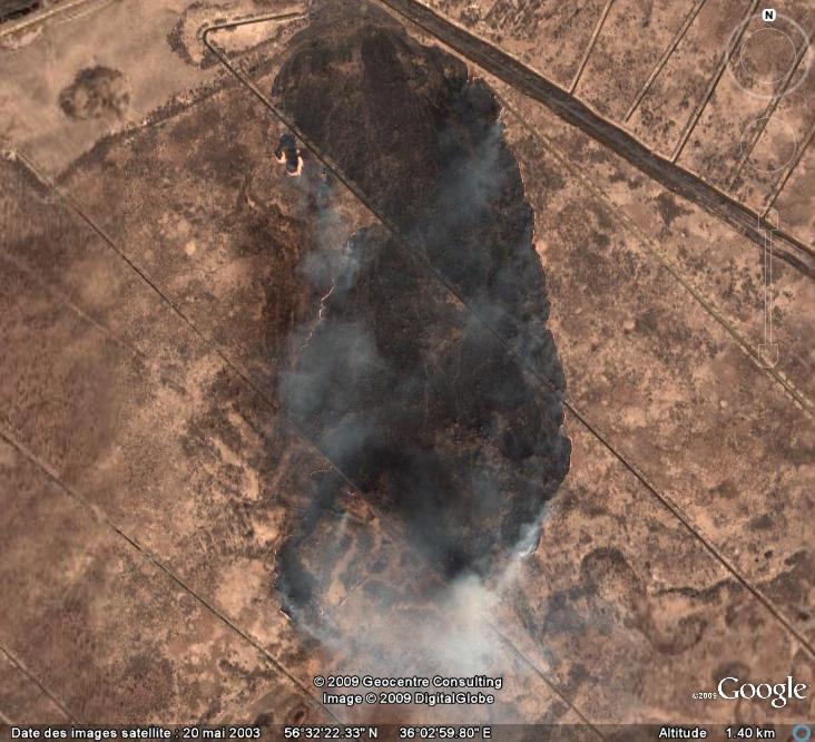 incendies - Au feu ! !  [Les incendies découverts dans Google Earth] - Page 5 Feu_314