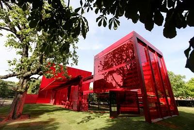 Evolution des pavillons d'été de la Serpentine Gallery à Londres - Royaume-Uni Jeanno10