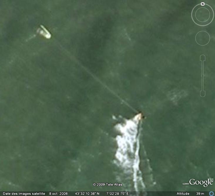 Cerf-volants et Kite Surf sur Google Earth Kite_s18