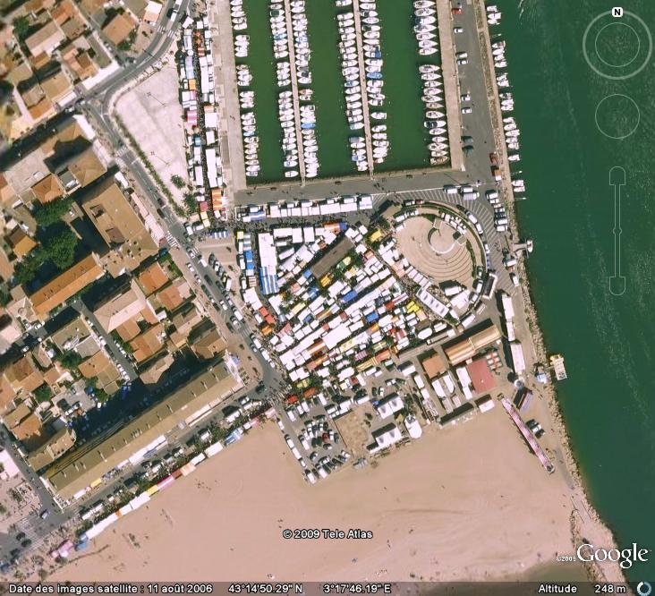 Marchés et Brocantes sur Google Earth - Page 7 March101