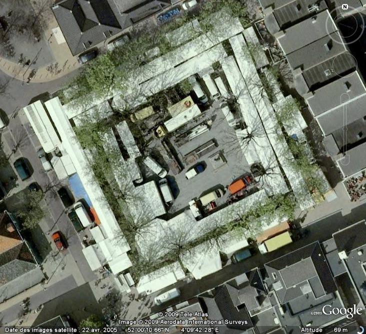 Marchés et Brocantes sur Google Earth - Page 7 March109