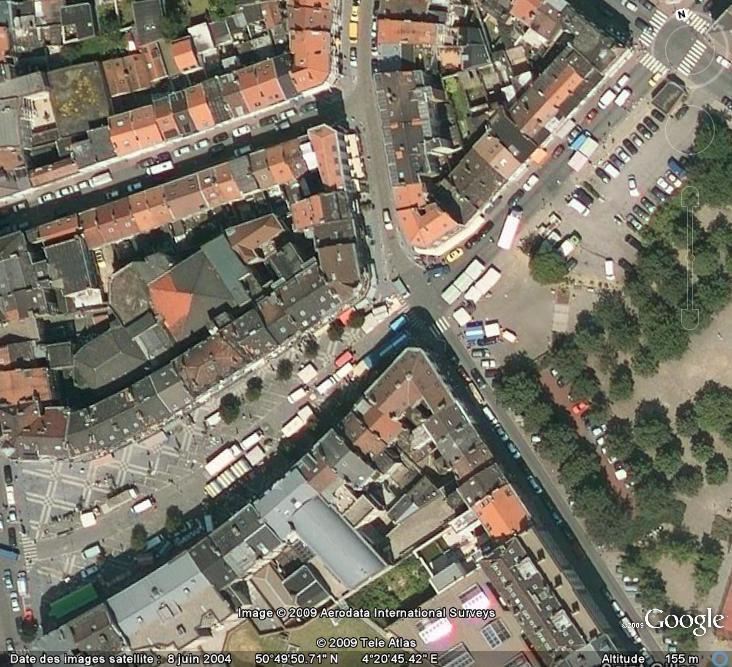 Marchés et Brocantes sur Google Earth - Page 7 March110